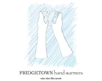 Fridgetown hand warmers