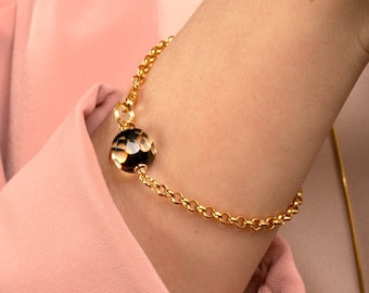 Luxurious Amber Bracelet BLISS