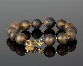 Large Bead Bracelet ELARA