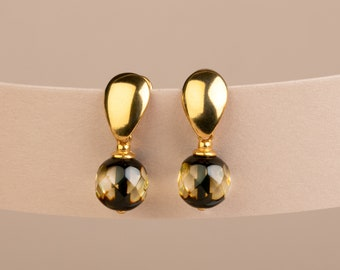Exclusive Amber Earrings BLISS