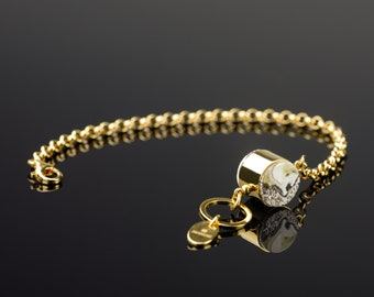 Dainty Gold Bracelet For Women MARCIPANO