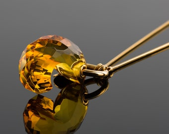 Unique Amber Pendant BLISS