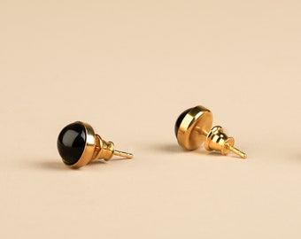 Dark Amber Earrings AUREA CHERRY