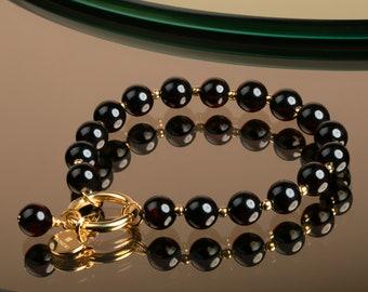 Baltic Amber Bracelet for Women CHERRY
