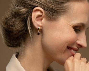 Amber Earrings BLISS
