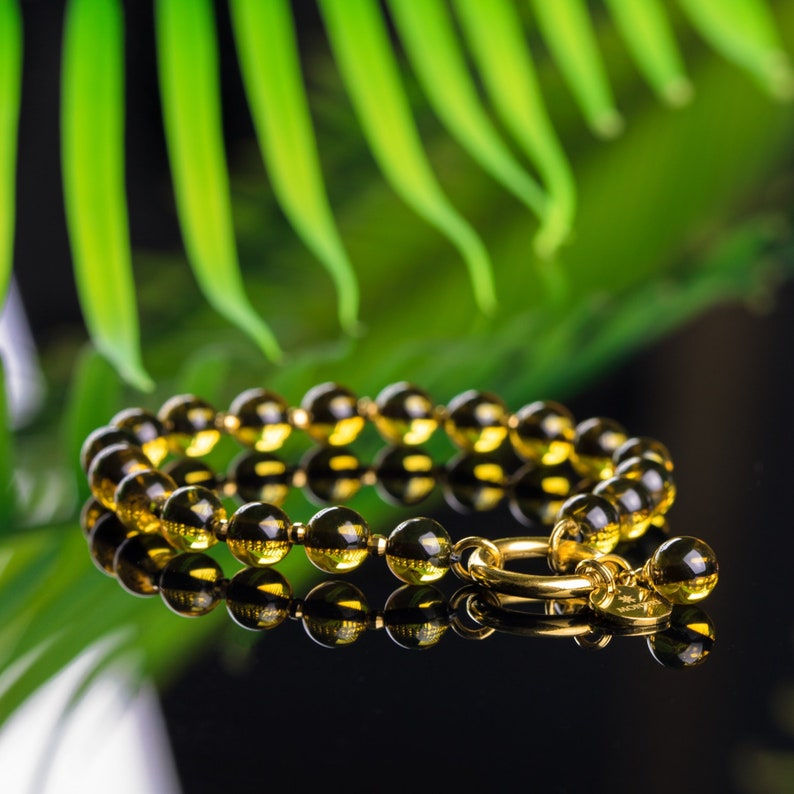 Jewelry Gift Baltic Amber Jewelry for Women Valentines Gifts Bracelet Femme Beaded Bracelet for Women Baltic Amber Bracelet for Women
