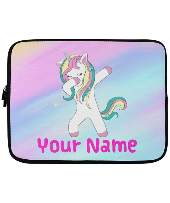 Dabbing Unicorn Slim Case And Cover For
