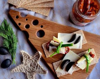 Planchette «Temps de fromage»