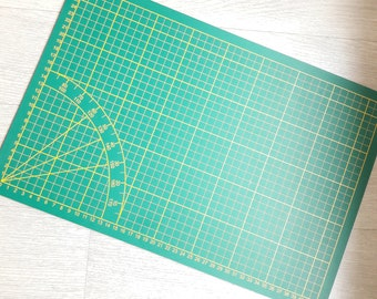 For patchwork scrapbooking A3 cutting mat