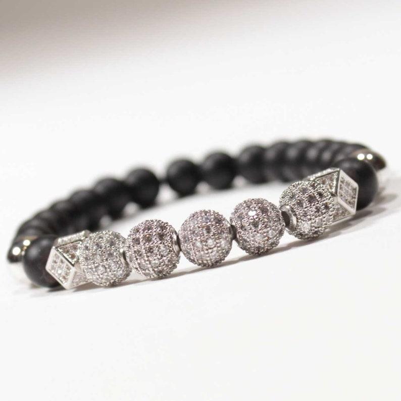 Luxury Bracelet Lyengar Rose Gold Dwon