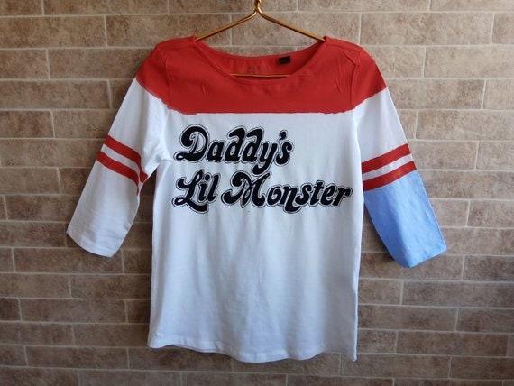 photo t shirt harley quinn