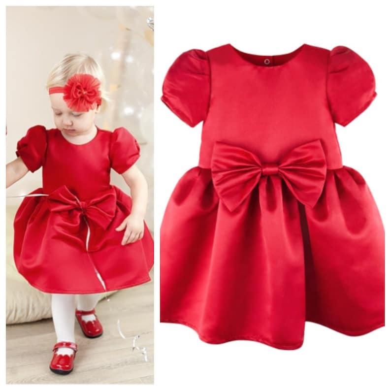 91bb2c474 Valentines day gift dress Little girl dress baby girl dress | Etsy