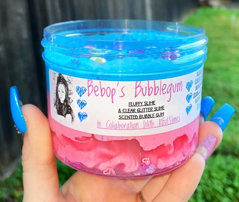 Bebop's Bubblegum Fluffy Slime image 0