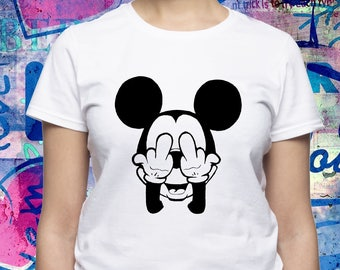 More Colors Mickey Mouse Middle Fingers