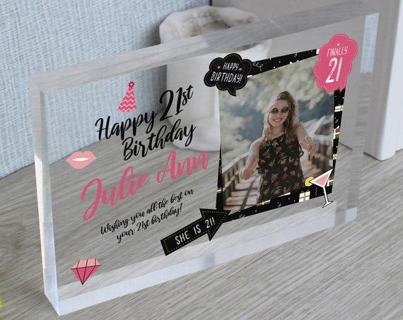 21st Birthday Gift For Her | 21st Birthday Gift For Bestfriend | 21st Birthday Gift For Daughter | 21st Birthday Gift For Girlfriend