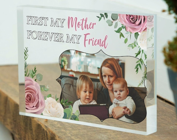 Mothers Day Photo Frame, Gift For Mom, Gift For Mum, First Mothers Day Gift