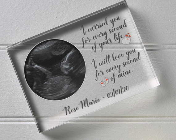 Baby Loss Frame | Pregnancy Loss Frame | Baby Remembrance Frame | Infant Loss Memorial Frame | Ultrasound Frame | Miscarriage Frame