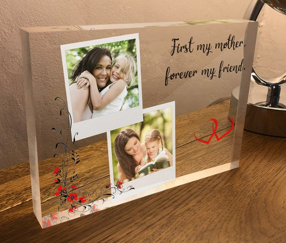 1st Mothers Day, Mom Photo Frame, Gift For Mom From Daughter