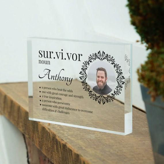 Cancer Survivor Gift | Cancer Patient Gift | Breast Cancer Gifts