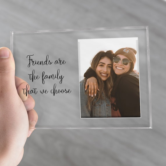 Best Friends Picture Frame, Best Friends Gift, Best Friend Birthday Gift