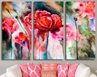 Flowers Wall Art 452