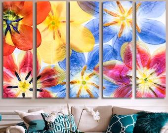Tulip flowers Wall Art 473