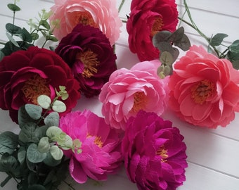 Crepe paper flowers etsy popular items for crepe paper flowers mightylinksfo