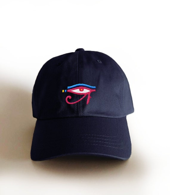 Embroidery baseball cap embroidered Dad hat navy baseball  e0f73b9e06b
