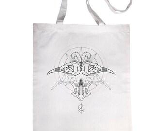 Bird skull Light