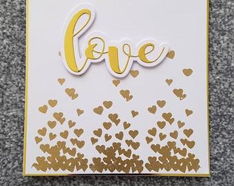 Wedding Day/Anniversary Card