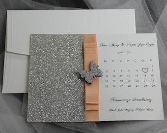 Personalized Glitter Invitation, Personalized Glitter Invitation, Glitter Invitation, Glitter Wedding Invitations, glitter Invitations