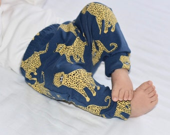 828bd9695548 Organic Leopard Baby   Child Leggings - Toddler Leggings - Boys Leggings -  Girls Leggings - Animal leggings - baby pants - baby clothes