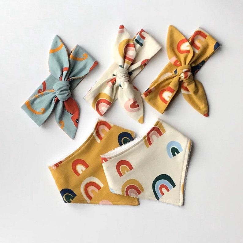 Dribble bib. Baby accessories Bandana Bibs Toddler Bib Print Baby bib