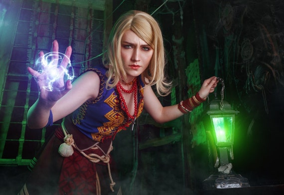 Keira metz cosplay prints the witcher 3 stopboris Image collections