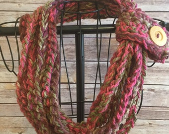 Handcrafted Crochet Chain Necklace