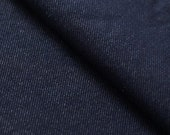 Spandex Fabric, Blue Stretch Denim 4Way Stretch Spandex Fabric By The Half Yard or Yard 58 quot Wide Jeans Skirts Cosplay Costume Fabric