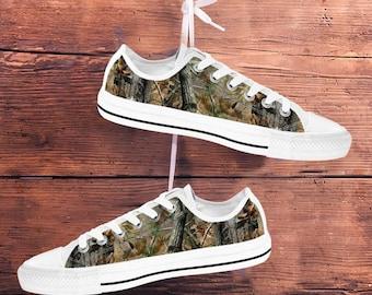 8b994d01da93 Custom Hunting Camo Shoes