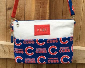 Chicago Cubs Crossbody Bag