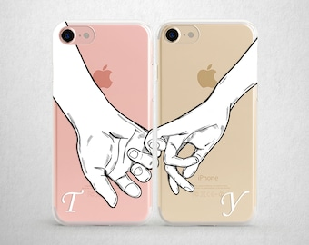 Custom Cases iPhoneX Couple Case Couple Cases tpu iPhone 8 Case iPhone 7  Case Couple iPhone 6s Plus Case iPhone 10 iPhone SE Case Xr Xs Max af8e05a248573