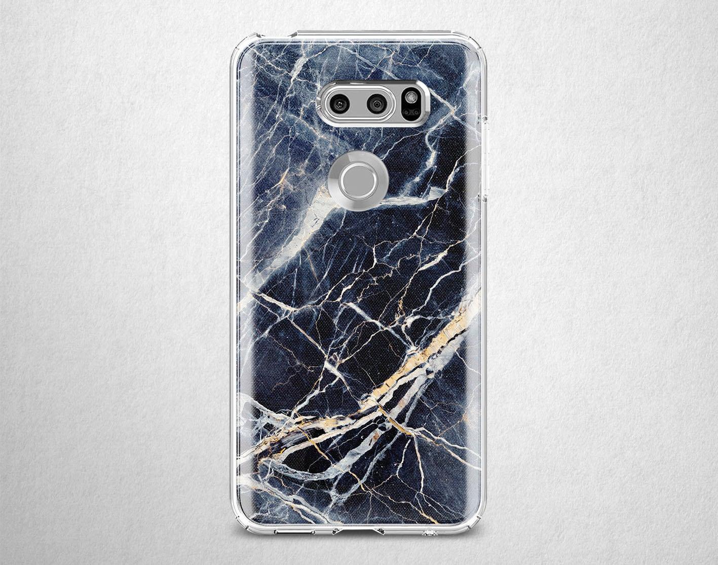 63d8dd21fa Navy Blue Marble Pixel XL Tpu Case Google Pixel 2 XL Huawei | Etsy