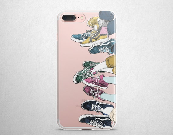 coque vans silicone iphone 8 plus
