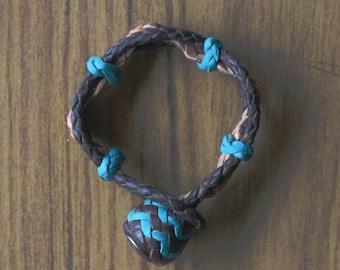 Kangaroo Leather Bracelet