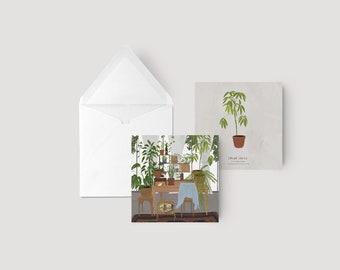 Studio - Greeting card