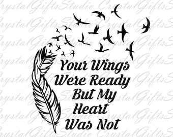 Your Wings Etsy
