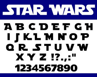 Star wars svg | Etsy