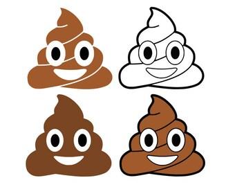 Poop emoji svg, poop svg, emoji svg, emoji birthday svg, emoji poop svg,i love the poop out of you svg,funny svg,toilet svg,toilet paper svg