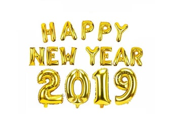 happy new year banner new years eve decorations new years eve party decorations new years eve banner nye 2019 sign rose gold silver