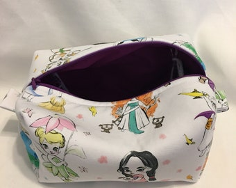 Disney sketchy zippered pouch