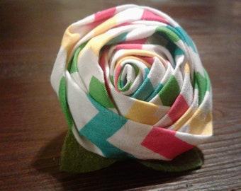 Adjustable Ring Flower