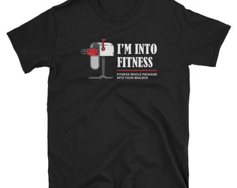 be303e103 Postal Service Carrier Unisex T-Shirt Funny Fitness tshirt Mailman  Mailwoman Gift idea Postman Postwoman tee shirt